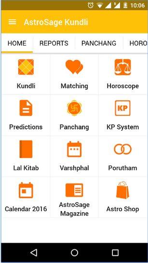 AstroSage Kundli Astrology