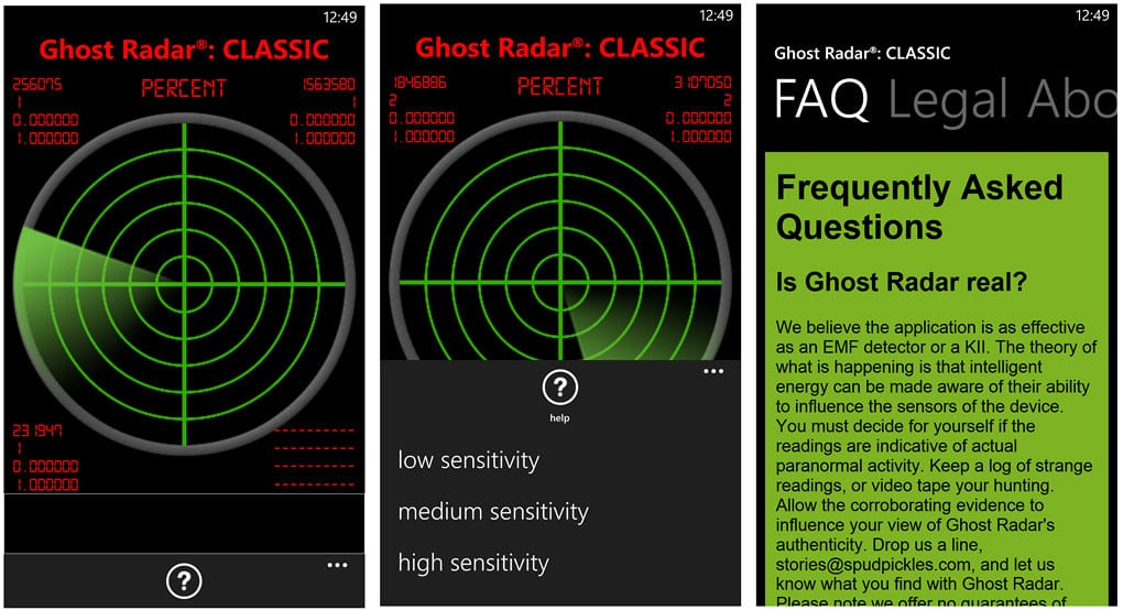 16 Best Ghost Detector Apps For Android Android Apps For Me