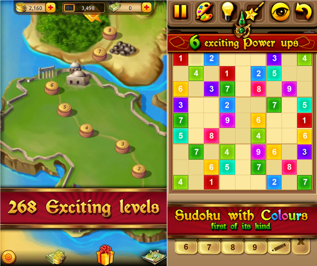17 Best Sudoku apps for Android | Android apps for me