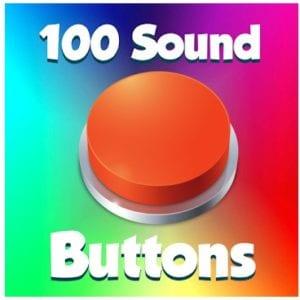100 Sound Buttons logo