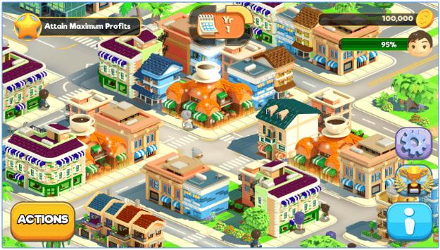 Arctopia: Monopoly Power