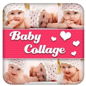 Baby Photo Collage logo