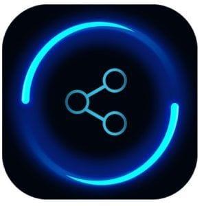 Bluetooth App Sender logo