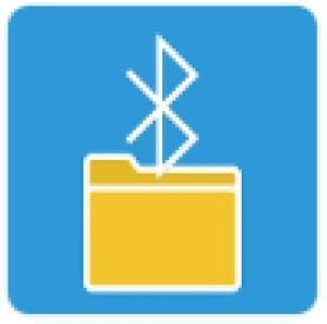 Bluetooth Files Share logo