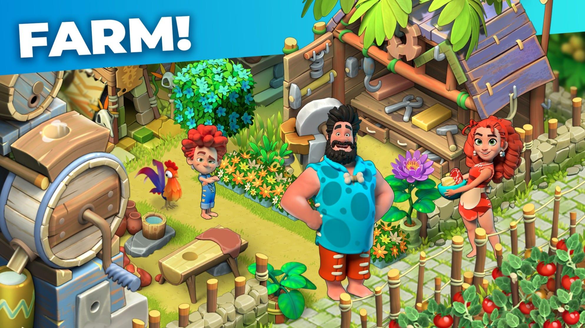 Family Island™ - Farm game adventure app