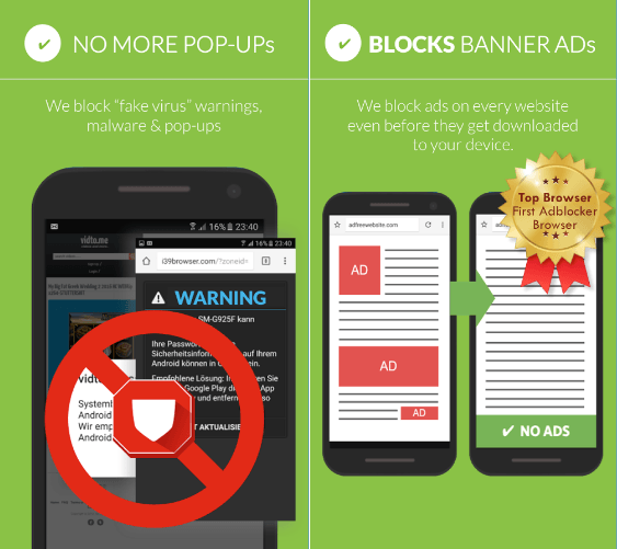 9 Best Ad blocker apps for Android | Android apps for me