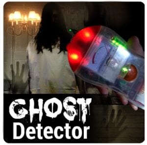 Ghost EMF Detector – Paranormal Activity Meter Pro logo