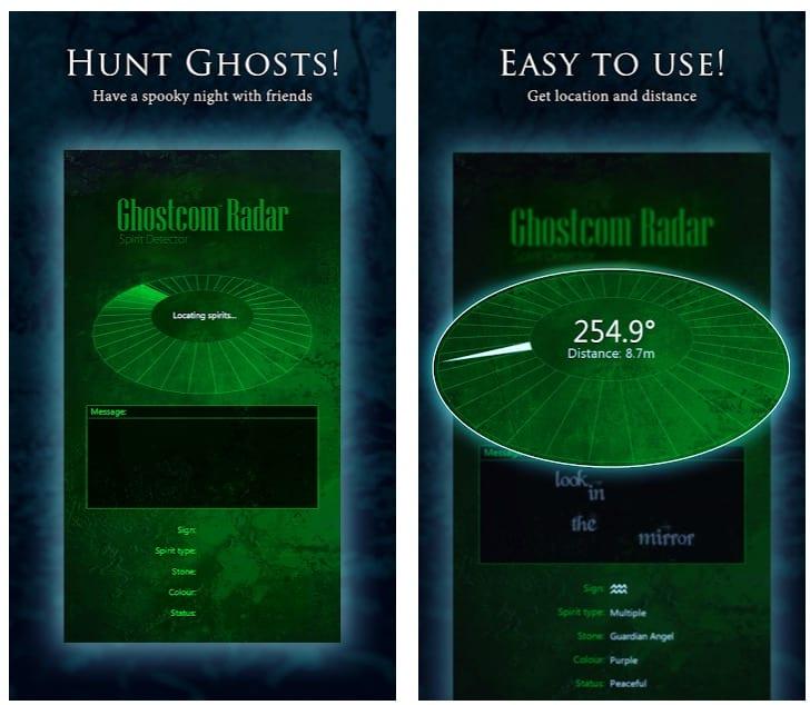 Ghostcom™ Radar - Spirit Detector Simulator