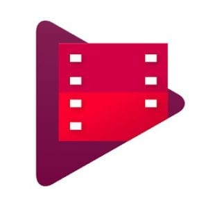 Google Play Movies & TV logo