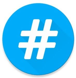 HashTags for Instagram logo