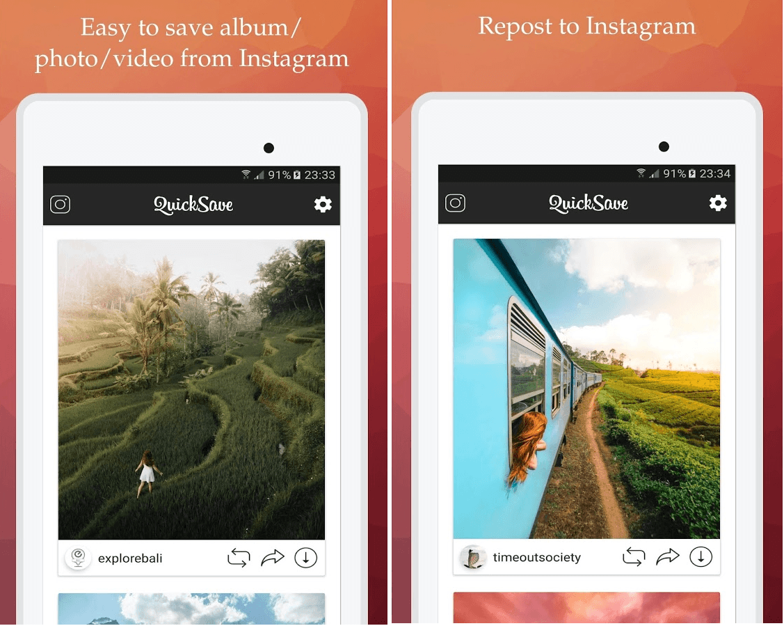 9 Free apps to download videos from Instagram | Android apps for me
