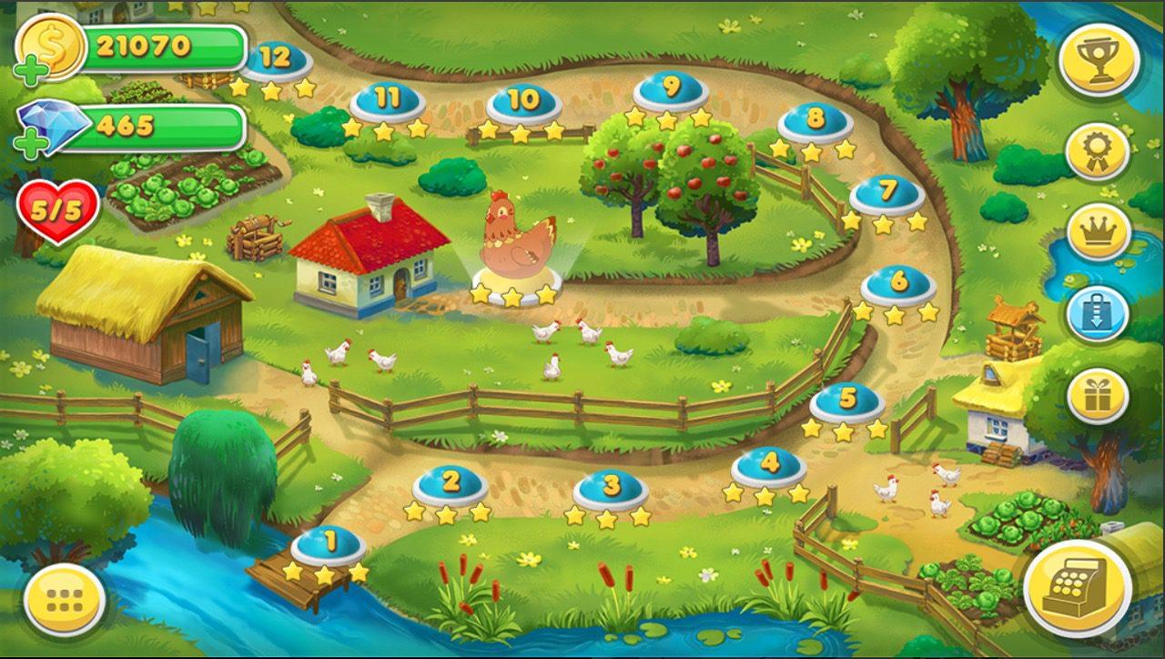 Jolly Days Farm app