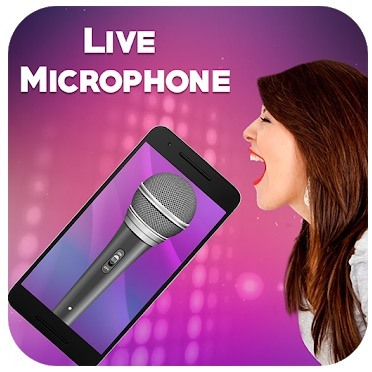 Live Microphone & Announcement Mic logo