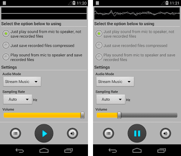 16 Best microphone apps for Android | Android apps for me
