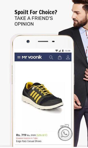 Mr Voonik