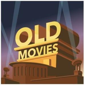 Old Movies - Oldies but Goldies logo