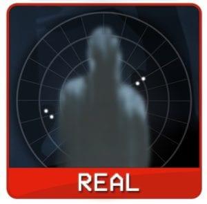 Real Ghost Detector - Radar logo