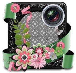 Scrapbook Photo Collage Maker HD logo