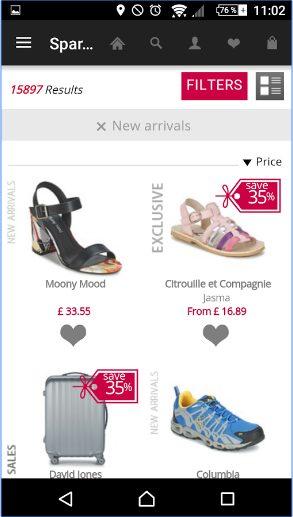 Shoes and fashion Spartoo