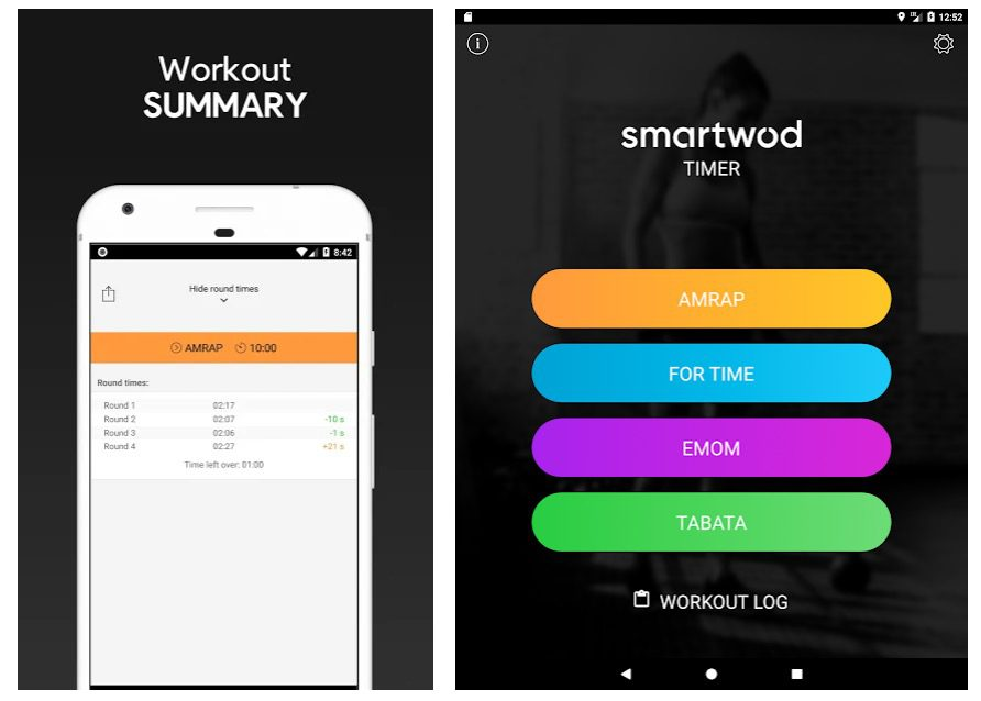 SmartWOD Timer