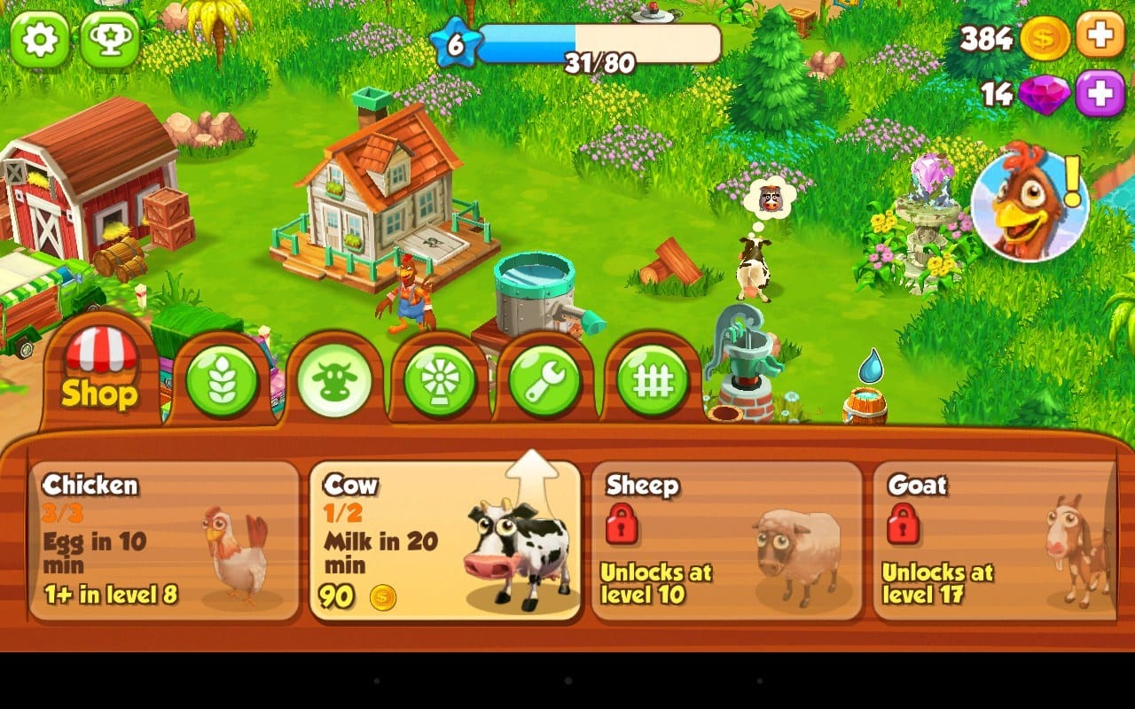 21 Cool farm game apps for Android | Android apps for me