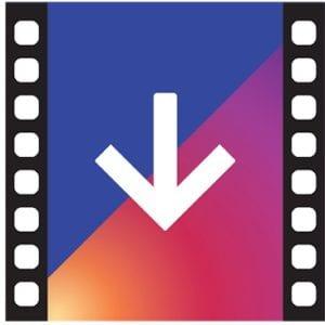 Video Downloader for Facebook and Instagram logo