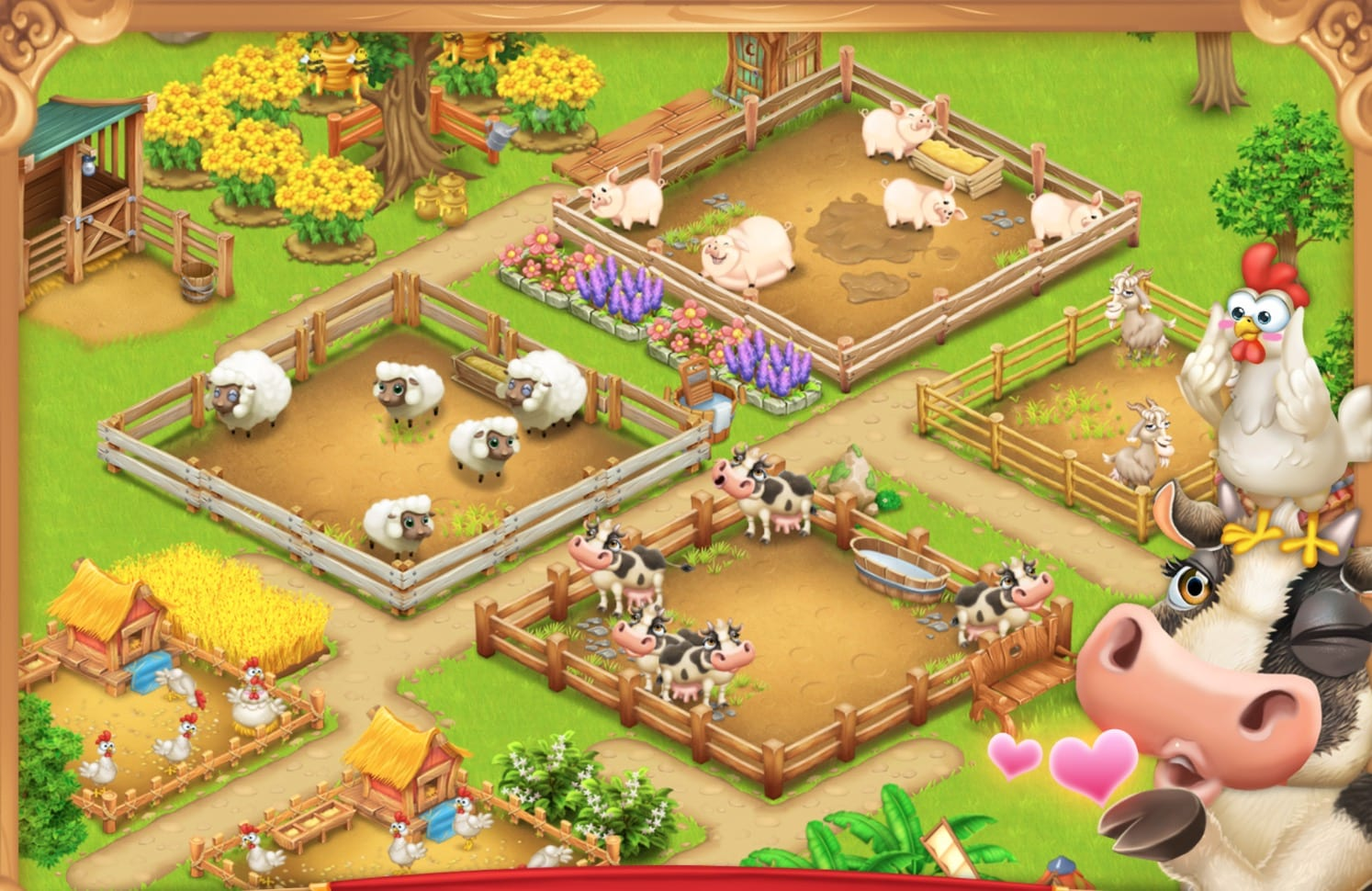 Village and Farm review