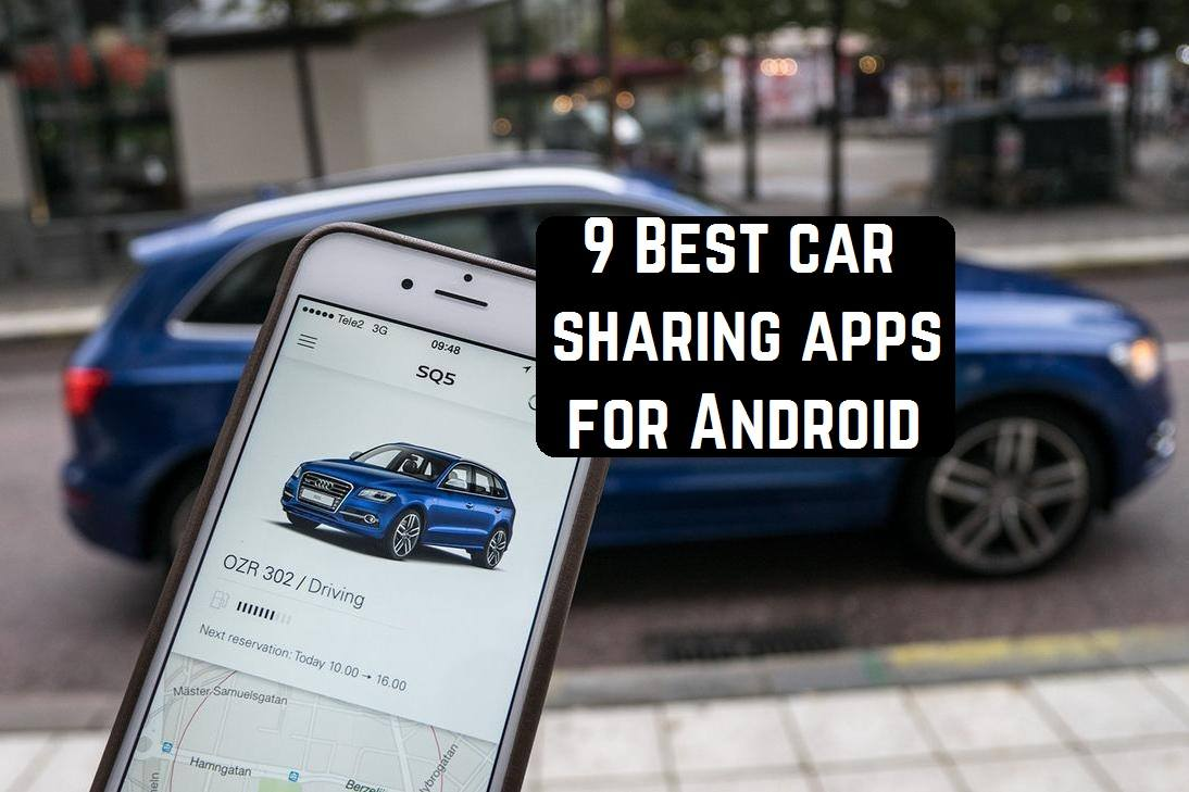 9 Best car sharing apps for Android | Android apps for me
