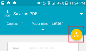 How to print from Android | Android apps for me  Download best