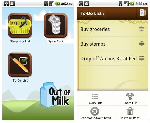 15 best grocery list apps for android android apps for me