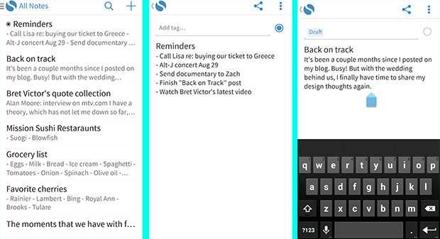21 Best notepad apps for Android | Android apps for me  Download