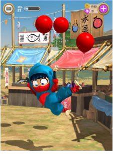 Clumsy Ninja app