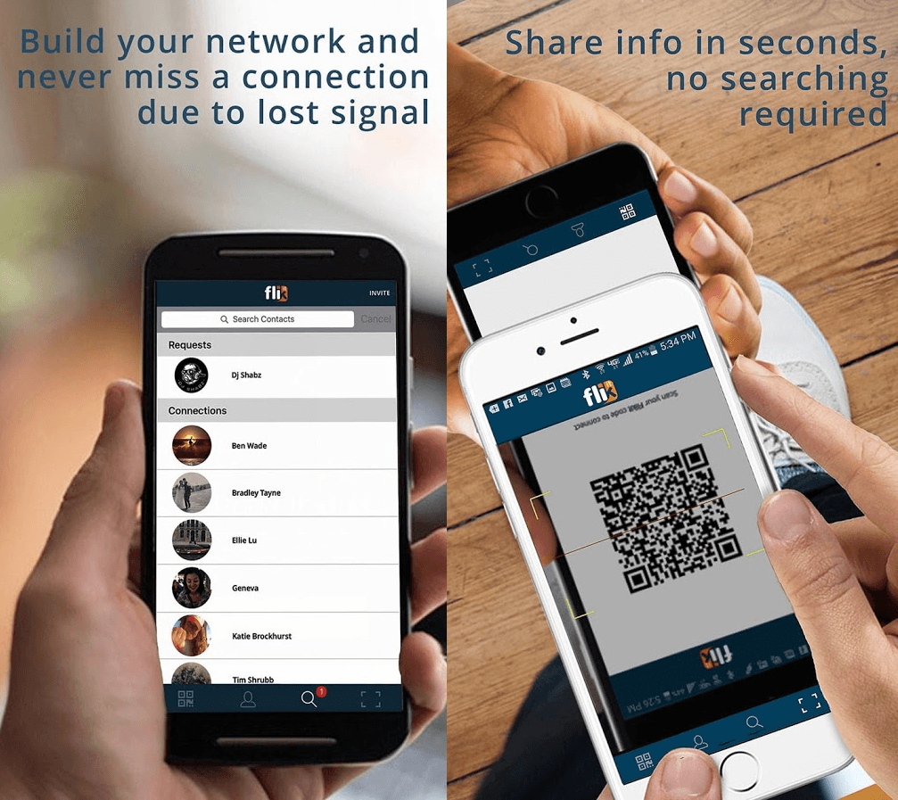 Business Card App Linkedin Image collections - Card Design And Card ...