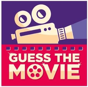 Guess The Movie Quiz logo