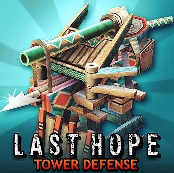 Last Hope TD logo