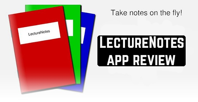 LectureNotes app review | Android apps for me  Download best Android