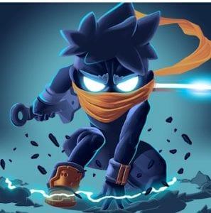 Ninja Dash Run logo