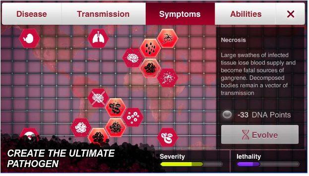 Plague Inc app