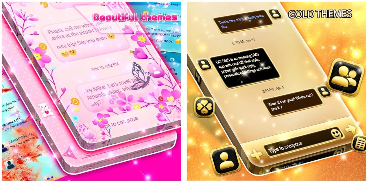 SMS Themes 2020