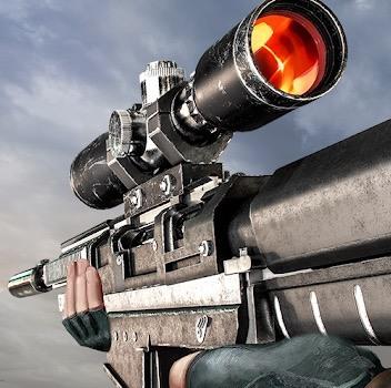 Sniper 3D Gun Shooter logo