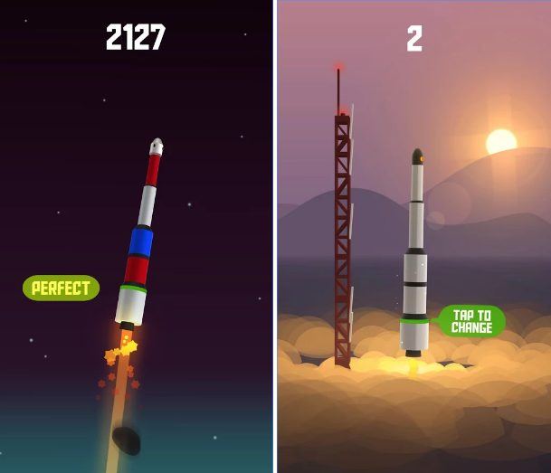 Space Frontier app