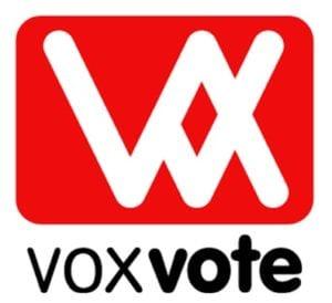 VoxVote Live Voting App logo