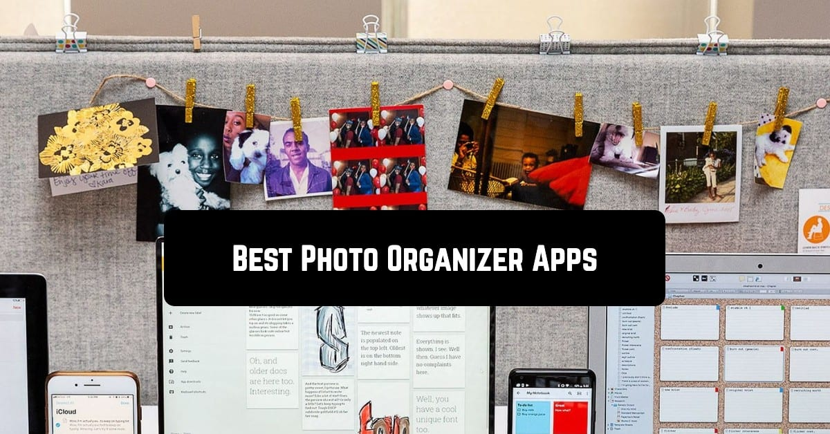 best photo organizer apps for android