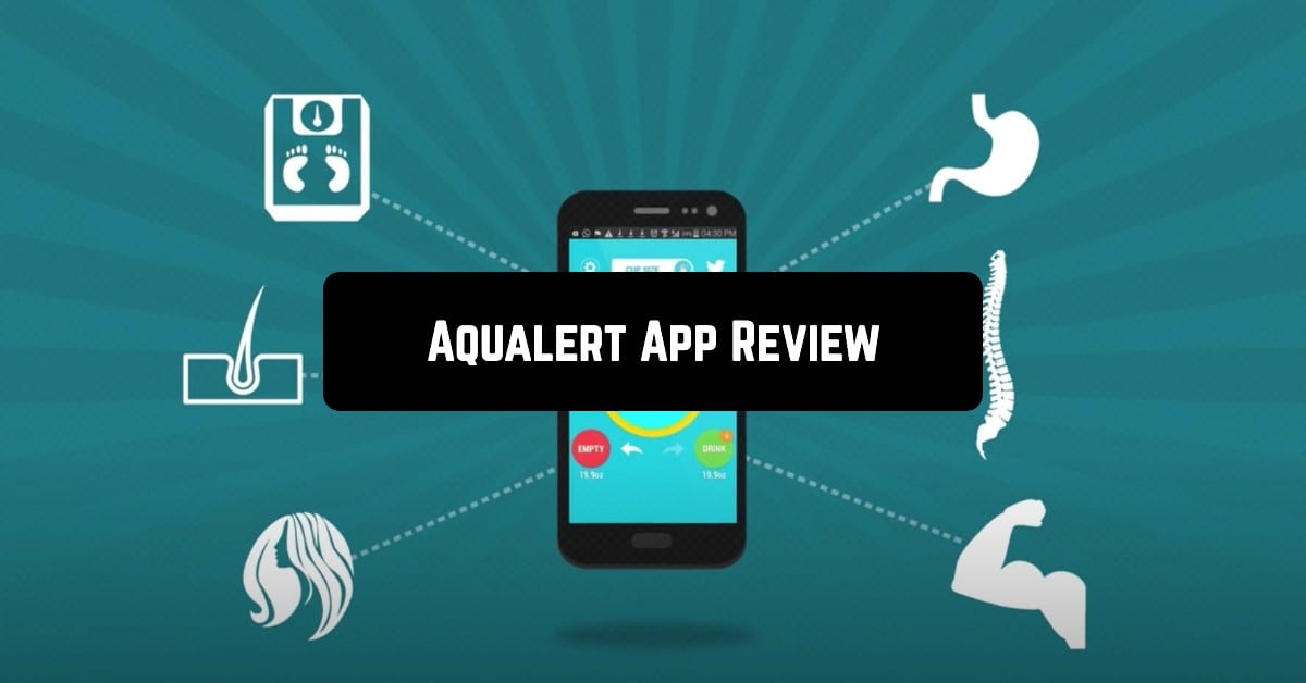 Aqualert App Review