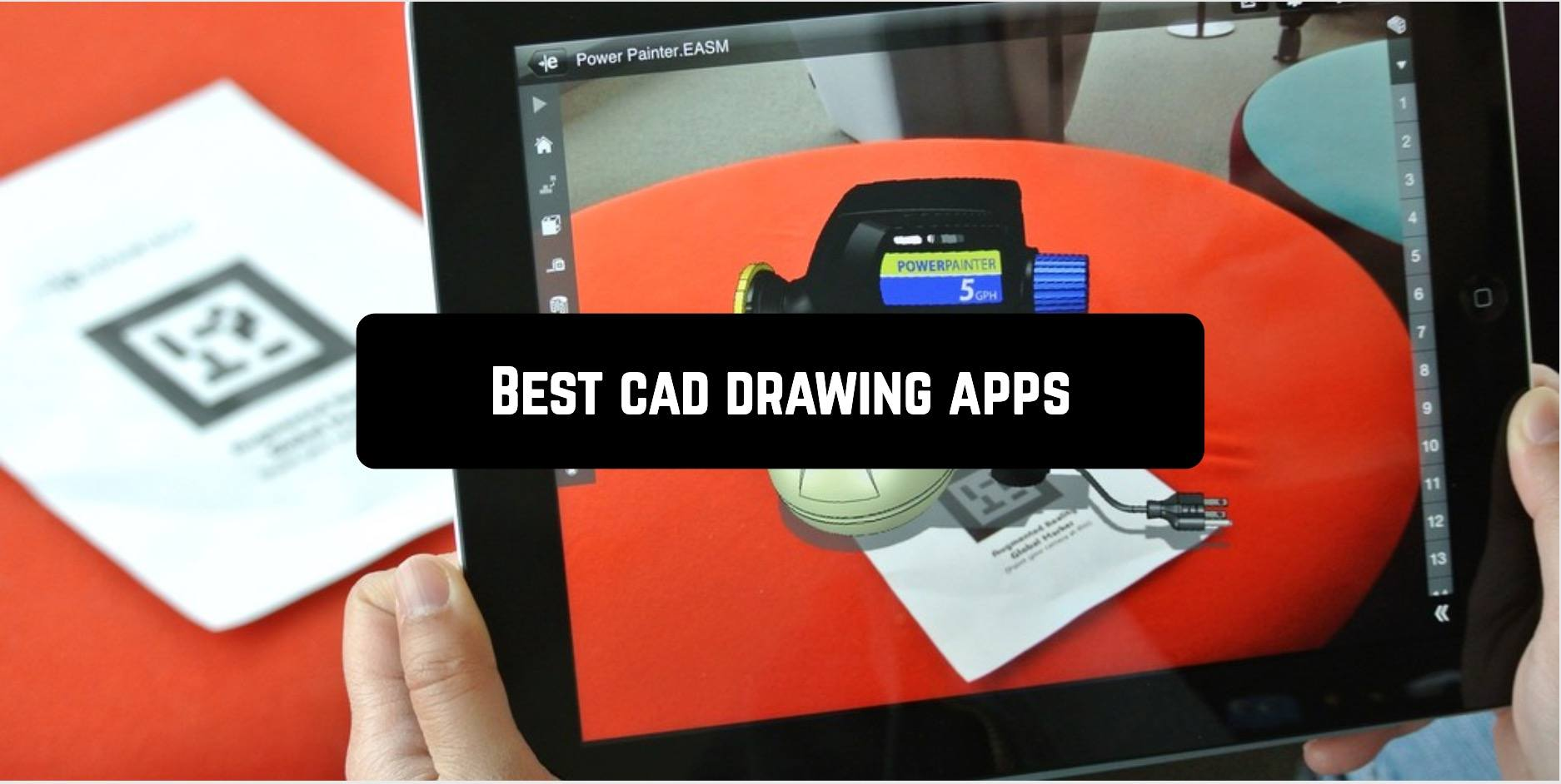 Best cad drawing apps