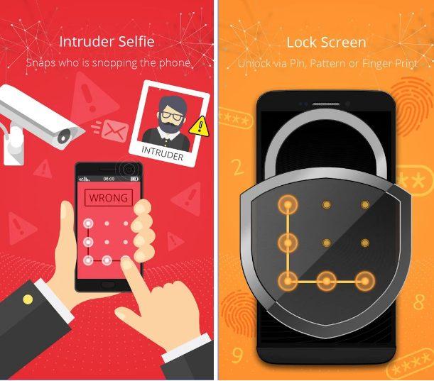 CM Locker app
