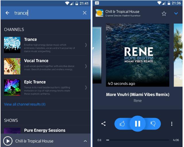 DI.FM Radio app