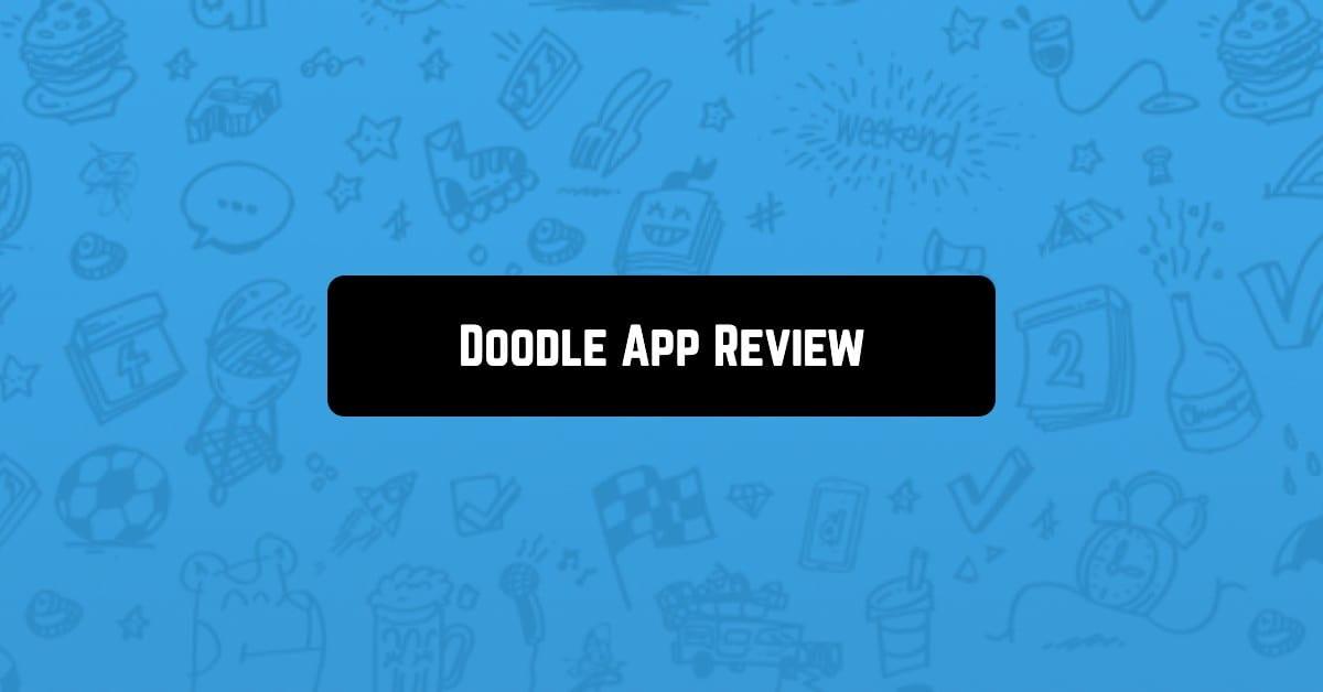 Doodle App Review