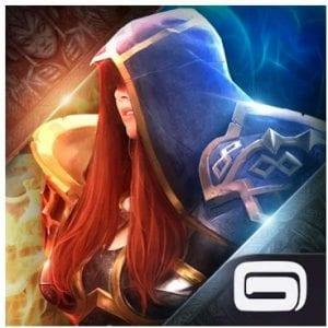 Dungeon Hunter 5 logo