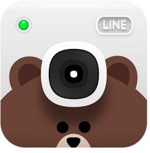 LINE Camera logo